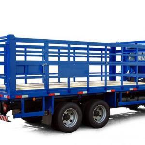 Carroceria para transporte de gás